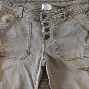 Free People Jeans - Mountaineer Relaxed Jeans 4